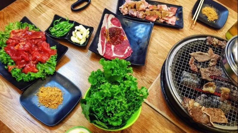 围炉烤肉加盟