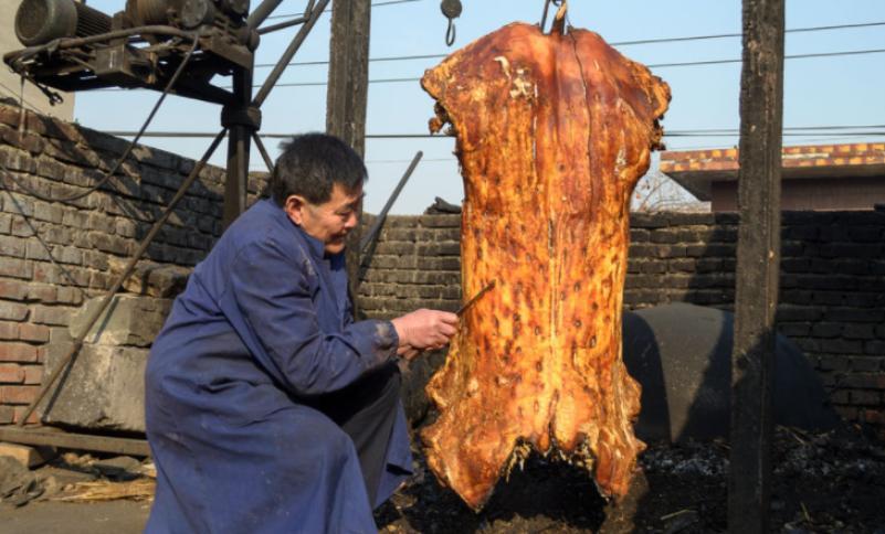 章丘黄家烤肉加盟