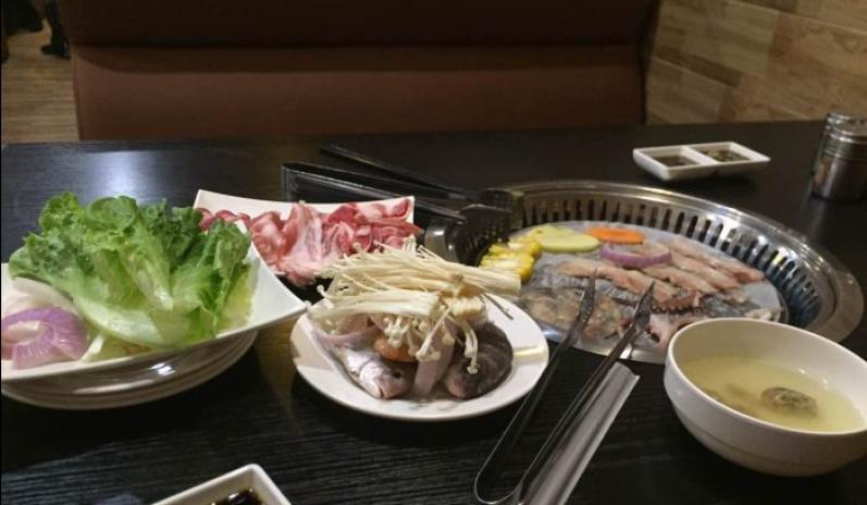 尚品宫韩式自助烤肉加盟