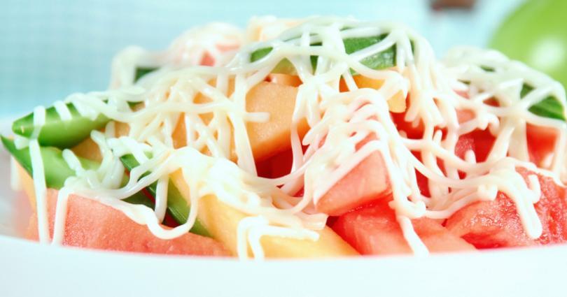 时蔬沙拉加盟