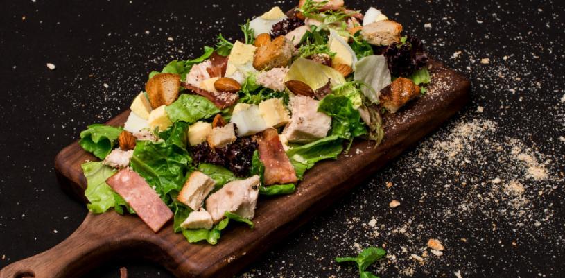 瘦沙拉So Salad加盟