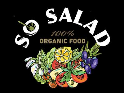 瘦沙拉So Salad