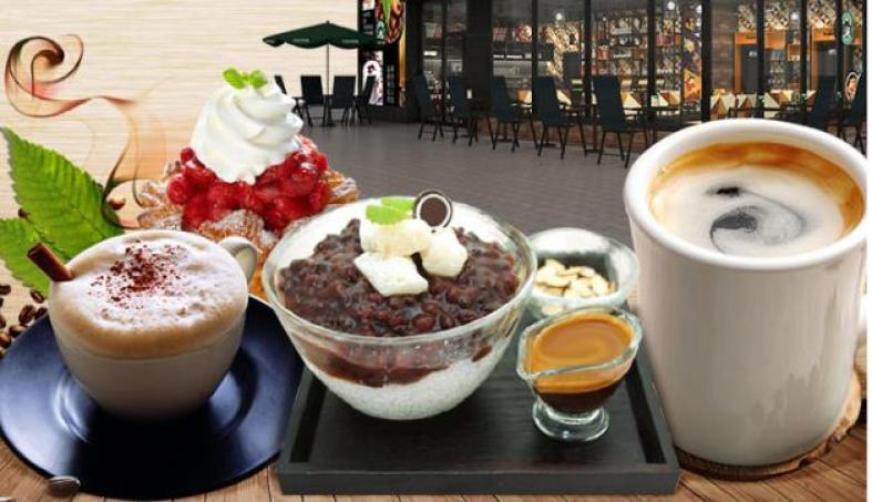 咖啡店加盟