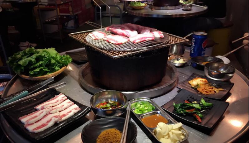 原始泥炉烤肉加盟