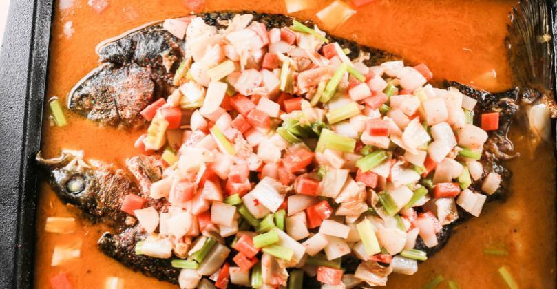 三峡烤鱼加盟