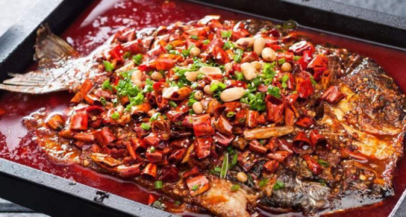 巫山紙上烤魚加盟