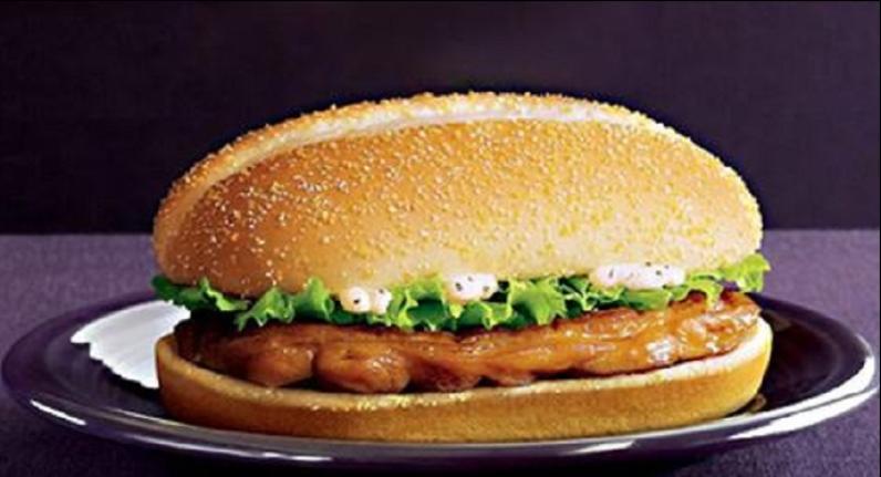 麦当劳板烧鸡腿堡加盟