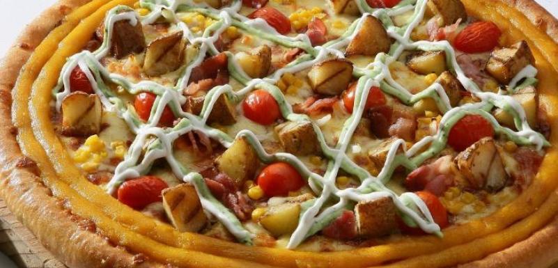 咪萨自助披萨加盟