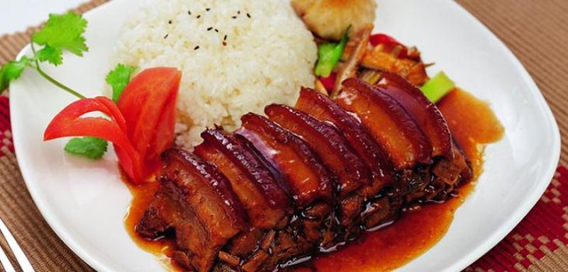 后厨传奇中式快餐加盟