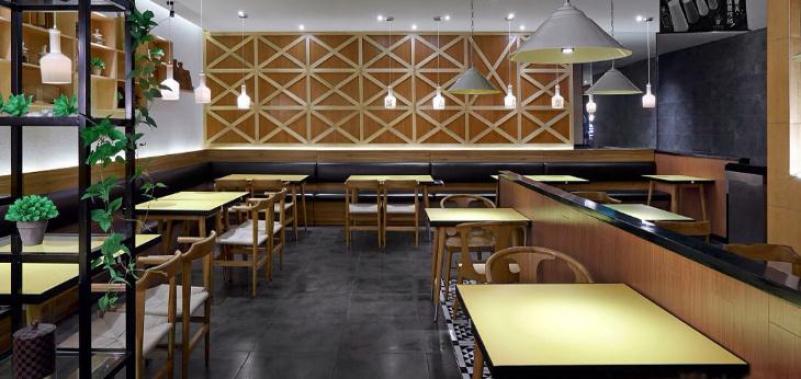 中式快餐厅加盟