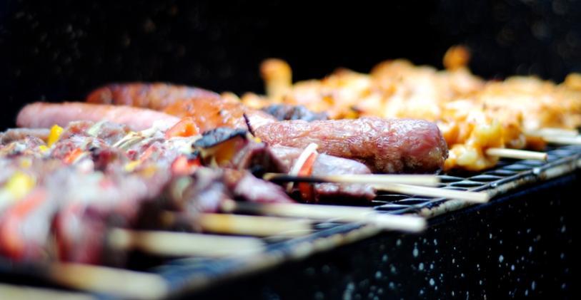 野外燒烤加盟