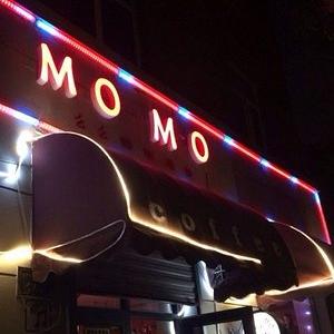 momo咖啡