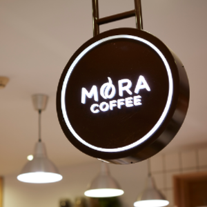 MORA咖啡