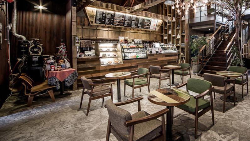韓國咖啡加盟