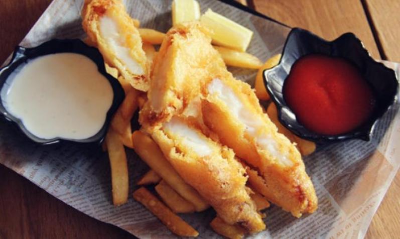 炸鱼薯条加盟