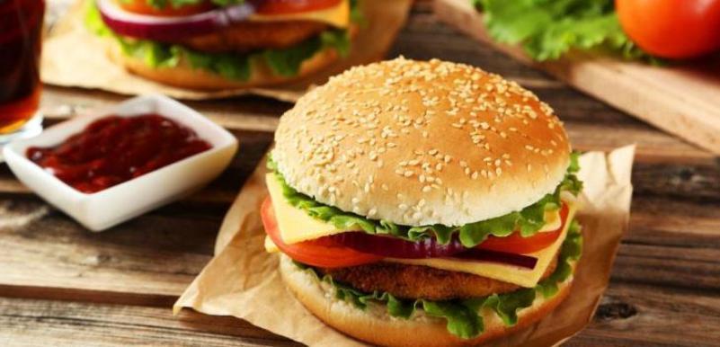 深圳漢堡加盟