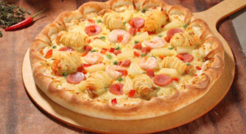 芝心披萨加盟