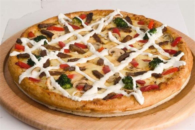 浪潮披萨加盟