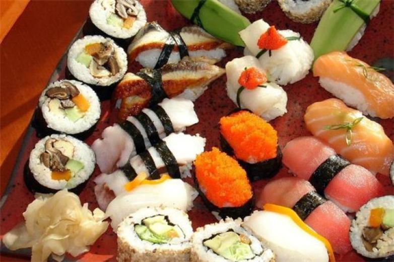 绿禾寿司加盟
