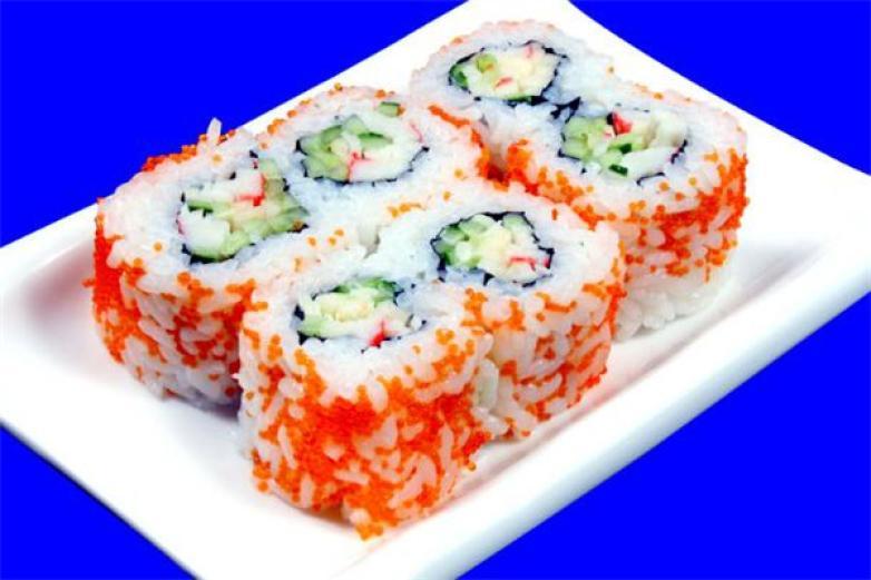 加州壽司加盟