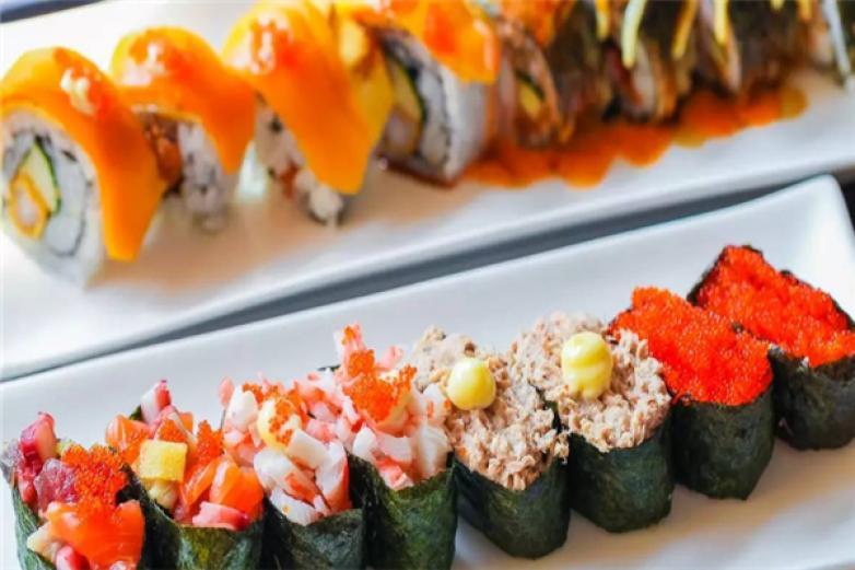 鱼子酱寿司加盟