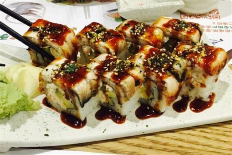 林妈妈刺身寿司加盟