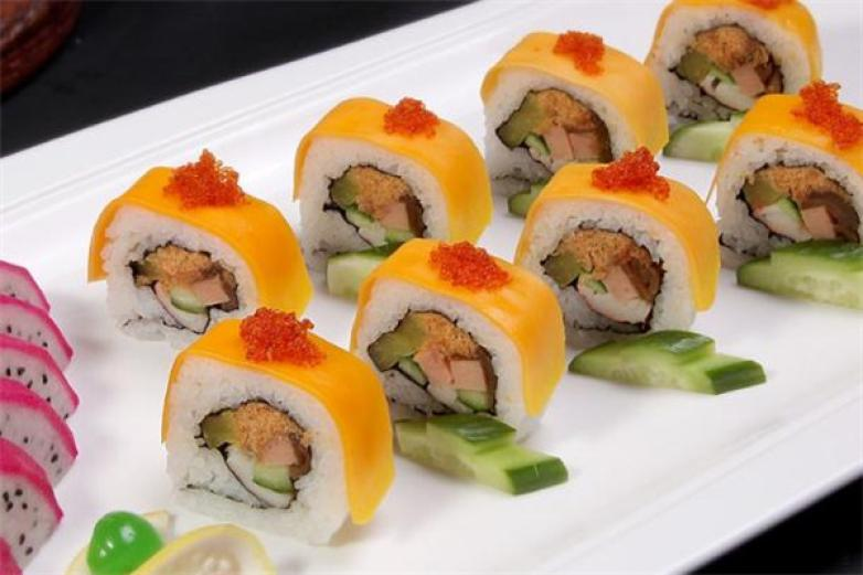 小小寿司加盟