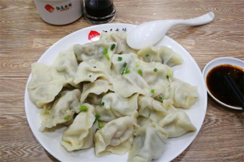 江毛水饺加盟
