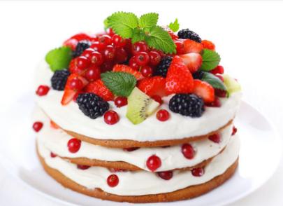 金冠蛋糕图片与价格
