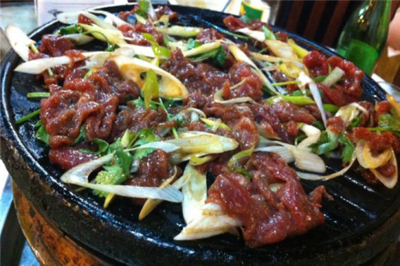 北京炙子烤肉加盟