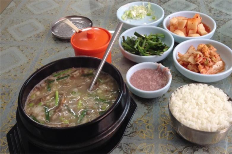 米腸湯飯加盟