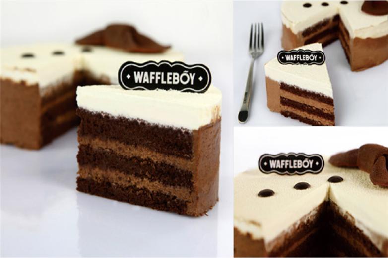 窝夫小子蛋糕加盟
