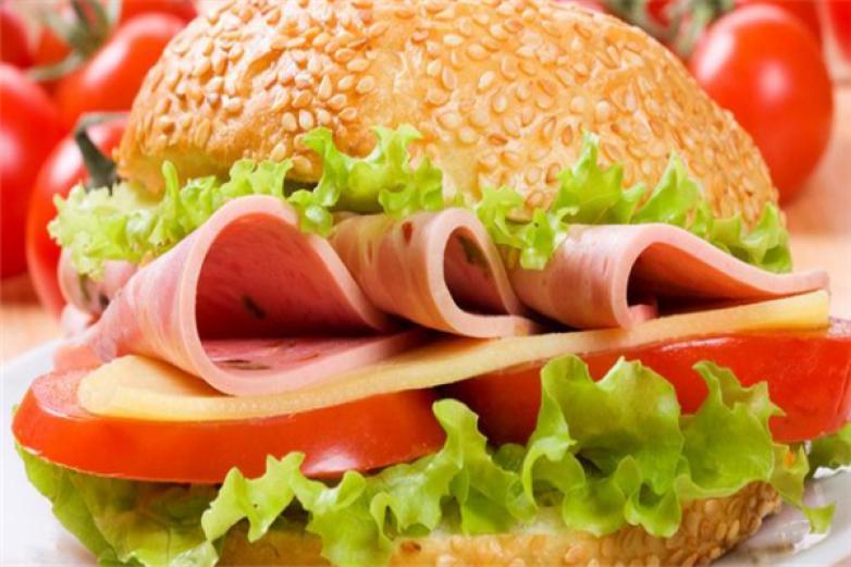 麦香鸡汉堡加盟