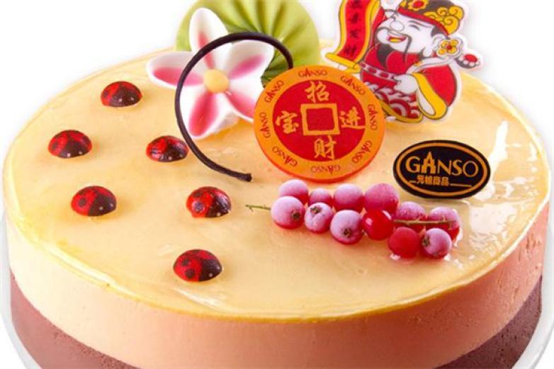 元祖生日蛋糕加盟