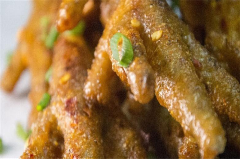芙蓉泉烤鸡爪加盟