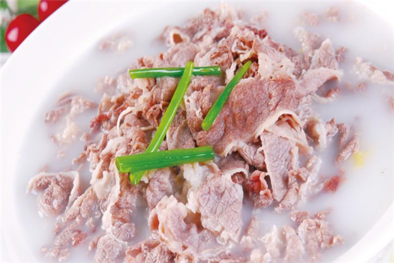 一碗羊肉汤加盟