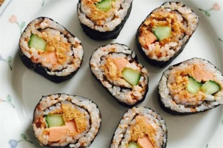 肉松寿司加盟