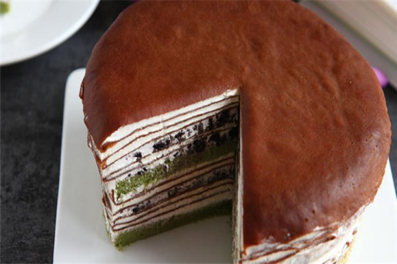 巧师傅千层蛋糕加盟