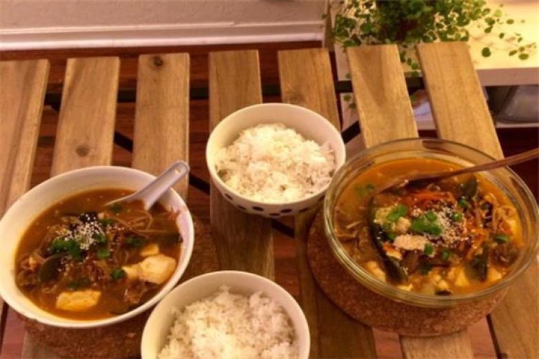 韓式湯飯加盟