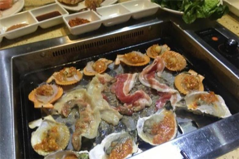 禾悦韩式自助烤肉加盟