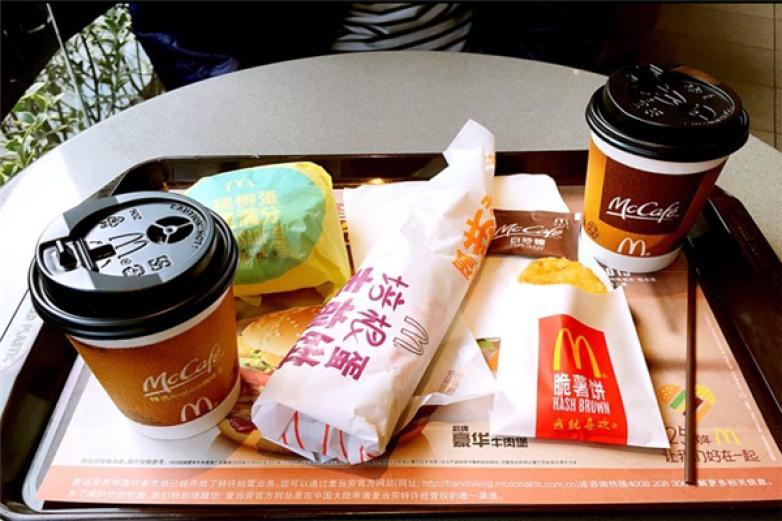麦当劳早餐加盟