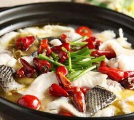 小鱼鲜酸菜鱼