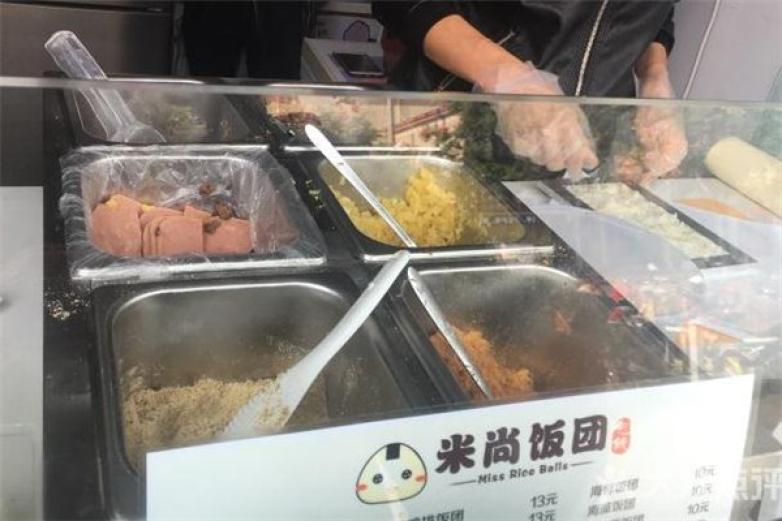 米尚饭团加盟
