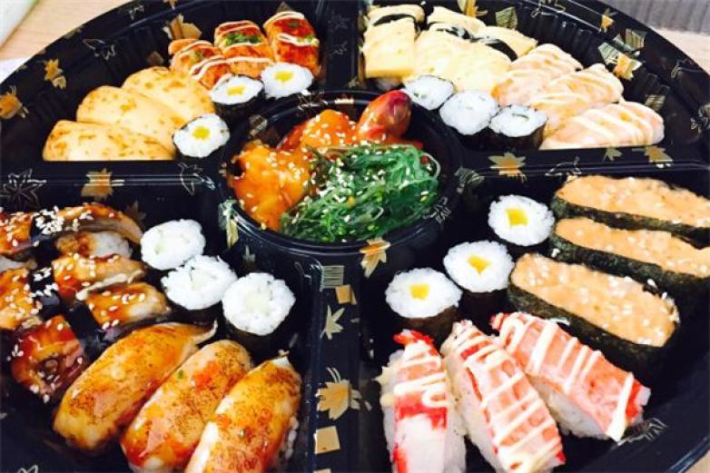 外带寿司加盟
