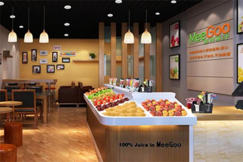 MeeGoo鲜榨果汁加盟