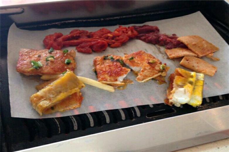 韩古风韩式自助烧烤加盟