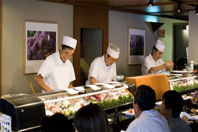 和风寿司店加盟