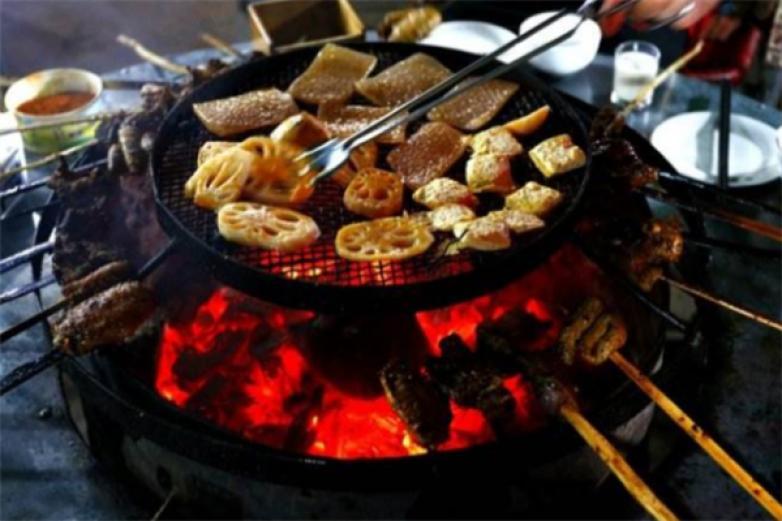 火盆烧烤加盟