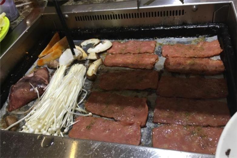 金瀚轩韩式自助烤肉加盟