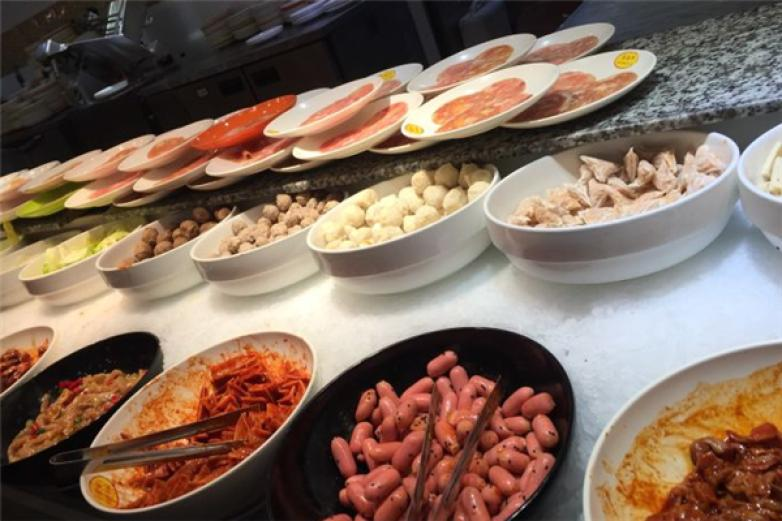 金瀚軒韓式自助烤肉加盟